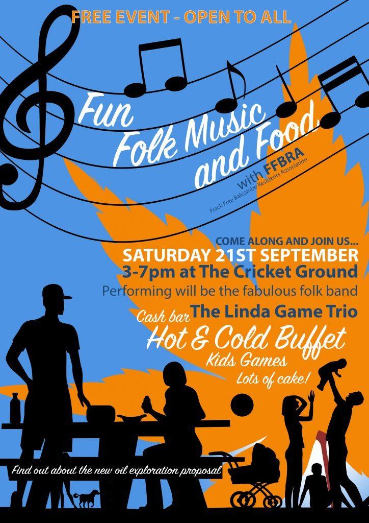 Folk Music and Food